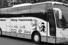 Bussen naar Burg-Haamstede